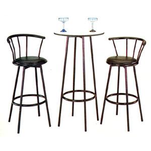 Bar Table And Stool 3-Piece Set 2298 Set(PJ)