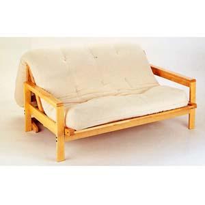 Tonopah Wooden Futon Sofa Bed 2506 Iem