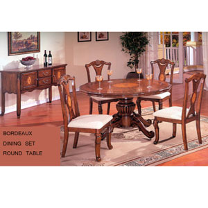 Bordeaux Dining Set 2562/2563 (ML)