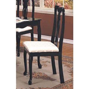 York Side Chair 2627HBK (A)