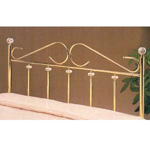 Headboard In Gold 265_ (CO)