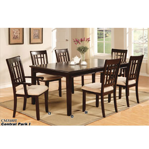 Central Park I Dining Set CM3100T/SC_(IEM)