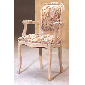Italian Provincial Arm Chair 3518 (CO)
