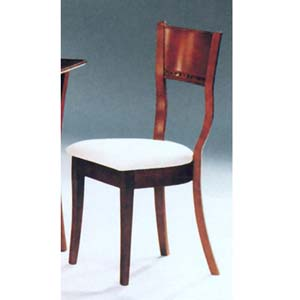 Walnut Finish Chair 3525 (IEM)
