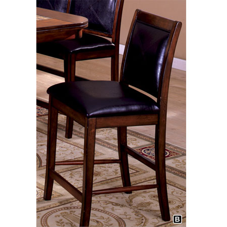 Living Stone Pub Chair CM3568PC (IEM)