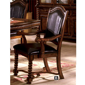 Brookville Arm Chair CM3611AC (IEM)