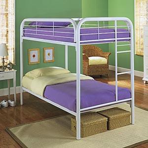Twin/Twin Bunk Bed 4005(MLi)