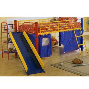 Child Loft Bed 7288 (CO)