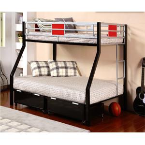 Einsteins Twin/Full Bunk Bed 4071(ML)