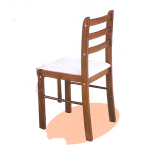 Solid Wood Chair 4101CA(PJ)
