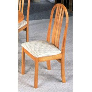 Side Chair In Oak Finish 4155 (CO)