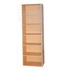 6-Shelf Bookcase 4220_ (PJFS25)