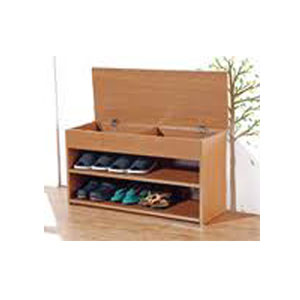 Wooden Shoe Bench With Storage 4226(PJFS35)