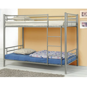 Contemporary Twin/Twin Bunk Bed 460072(CO)