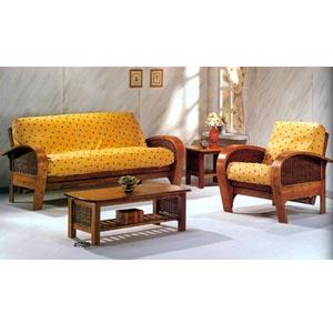 Futon Sofa And Chair 5010/09 (CO)