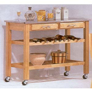 Wine Cart 5033 (CO)