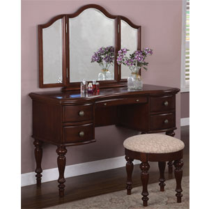 Marquis Cherry Vanity Set 508-290 (PW)