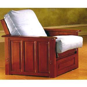 Teak Finish Wood Chair Frame 5126 (WD)