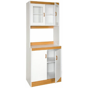 Microwave Kitchen Cabinet 153BRD (HSFS)