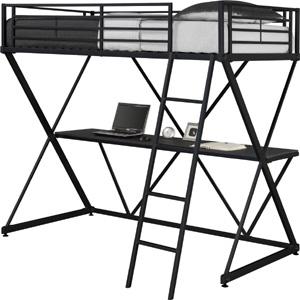 Dorel Home Products X-Loft Bunk Bed 544_(AMFS)