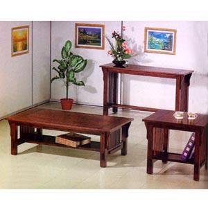 Coffee Table In Dark Oak Finish 5669 (CO)