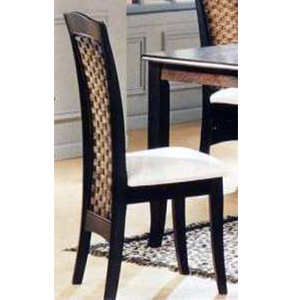 Side Chair In Walnut Finish 5727 (CO)