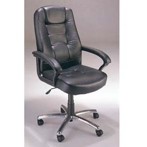Luxury Leather Match Executive Chair 6078 (IEM)