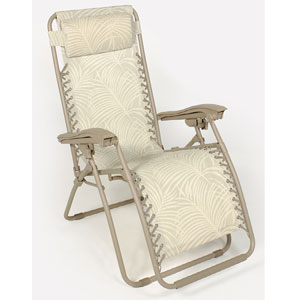Big Zero Gravity Folding Chair 60997_(LB)
