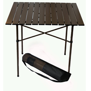 Aluminum Portable Table With Carrying Bag TA2727GA(AZ46)