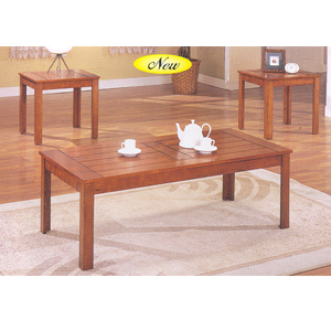3 Pc Coffee/End Table Set 6171 (A)