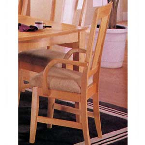 Splat Back Arm Chair 6336 (A)