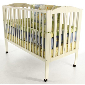 Dream On Me Folding Full Size Crib 673(DMFS)