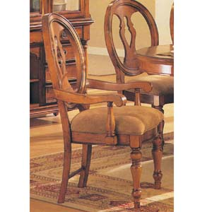 Arm Dining Chair 6763 (A)
