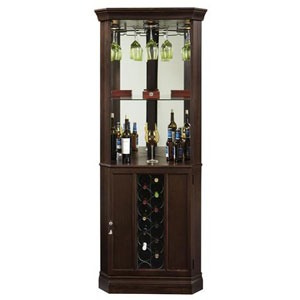 Piedmont Corner Wine and Bar Cabinet 690-000(AZFS)