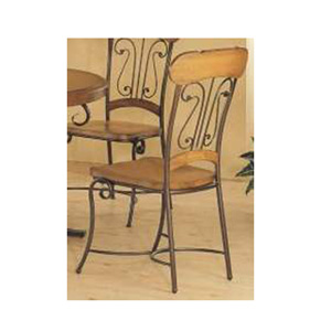 Chair With Wooden Seat 7237 (CO)
