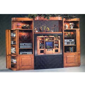 Entertainment  Center 7330  (A)