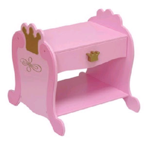Princess Toddler Side Table 76124 (KK)