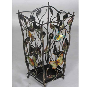 BUTTERFLY UMBRELLA STAND 7964(HE)