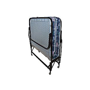 Link Spring Roll away Bed With Mattress 41106_(LPFS135)