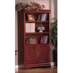 Louis Phillipe Bookcase 800053 (CO)