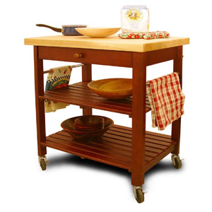 Roll-About Kitchen Cart 80027(AZFS)