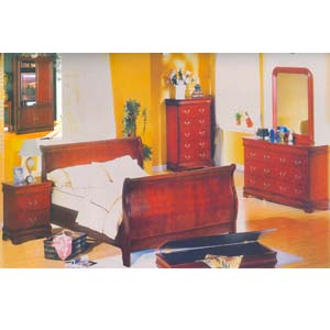 Sausalito Bed Room Set 8120 (ML)