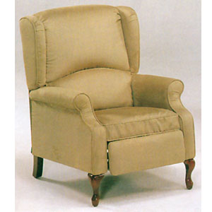 Microfiber Fabric Recliner Chair 81_ (A)