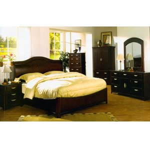 Milano Queen Bedroom Set 8180 (ML)