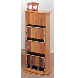 DVD Tower With Swivel 8184 (A)