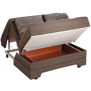 Twist Love Seat Full Sleeper (SU)