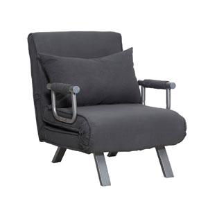 HomCom 5 Position Folding Sleeper Chair 833-040(AZFS)