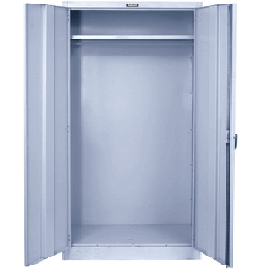 All Metal 800 Series Wardrobe Cabinet 835W18A-PL-AM-HAL(HWL)