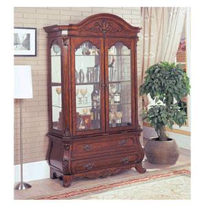 Davis Curio Cabinet 8373 (A)