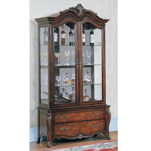 Fremonth Curio Cabinet 8408 (A)